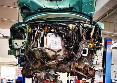 autó javítás