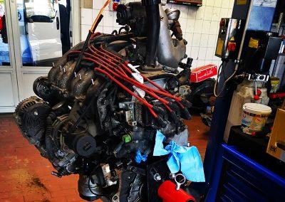 autó motor javítás
