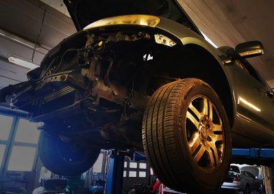 autó javítás a Dottorénél