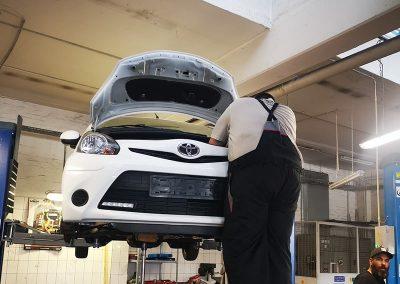 Autó karbantartás Dottore