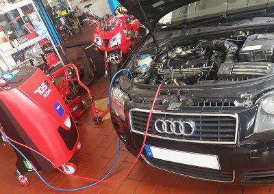 Dottore autószerviz Audi