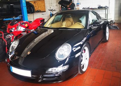 Dottore autószerviz Porsche